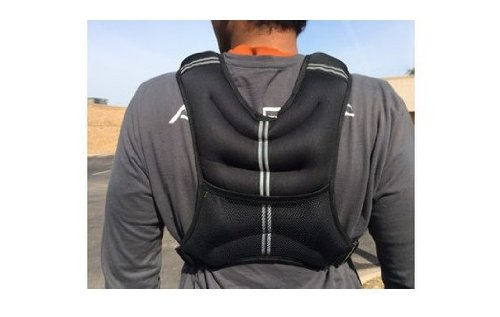 training with a weighted vest